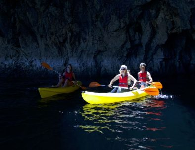 kayaks under request - carrapateira extreme